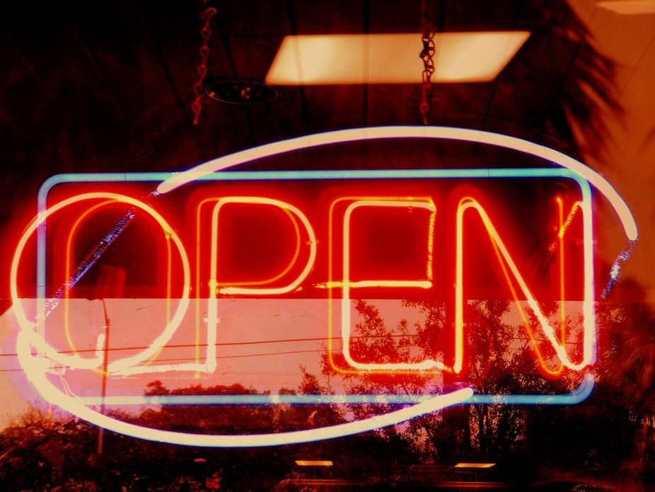 Open. Play with Light