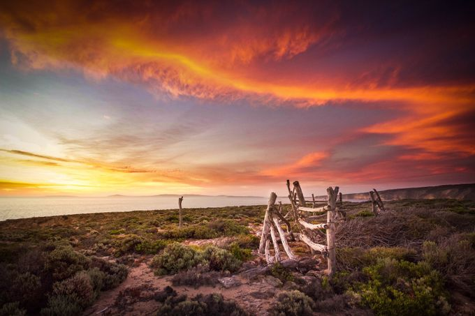 Old Horse Pen by Harvinho - Bright And Colorful Photo Contest