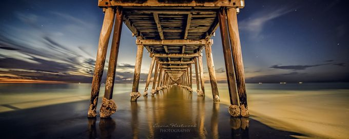Henley Beach Jetty by emmafleetwood - Long Exposure Views Photo Contest
