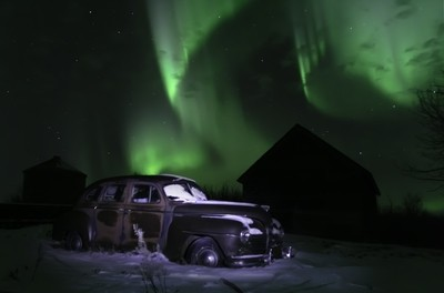 Northern Lights New Years