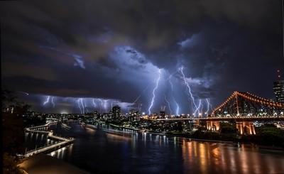 angry city
