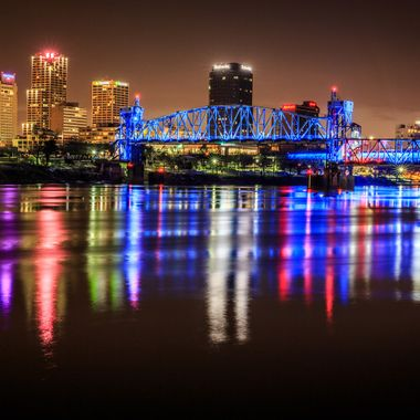 Little Rock Blue Bridge