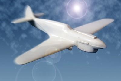 Plastic Kittyhawk S.S.F 72 Scale