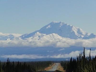 Mt Drum Wrangell St Elias National Park Alaska