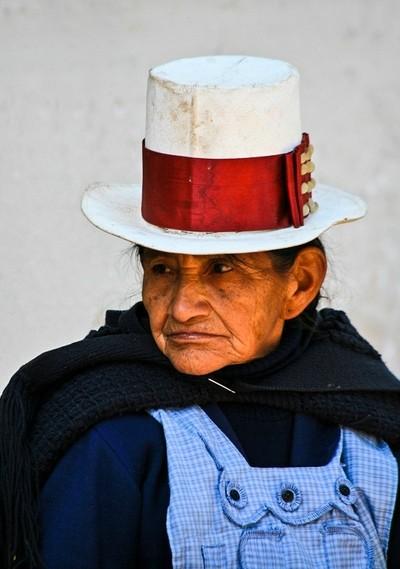 On Peruvian market