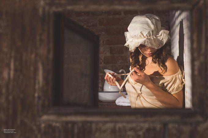 Bathtime - voyeur by briancann - Within A Frame Photo Contest