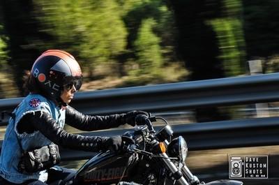 Riding Hard the 48