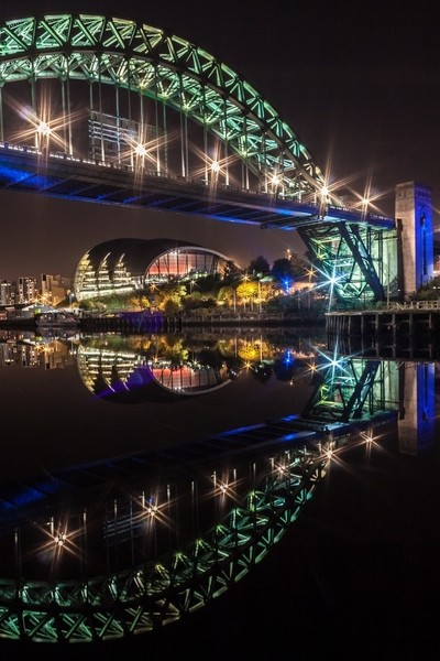 A Night At The Quayside
