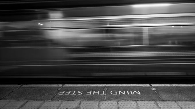 Movement by FBphotography - Metro Stations Photo Contest