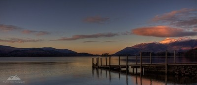 Ashness Jetty Sunset
