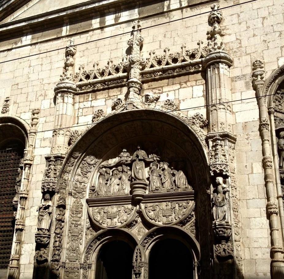 Architecture in Lisbon