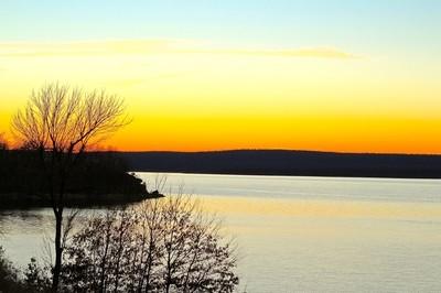 Skiatook Lake Sunset
