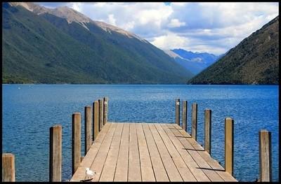 Lake Rotoiti - Nelson Lakes National Park