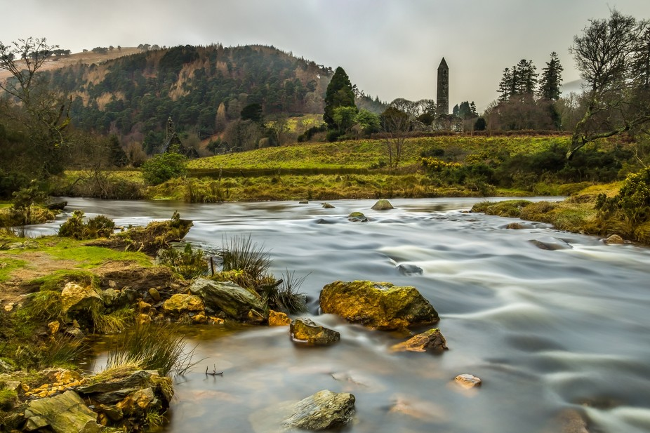 Taken over the Christmas period 2015 on a very overcast dull day while walking around Glendalough...