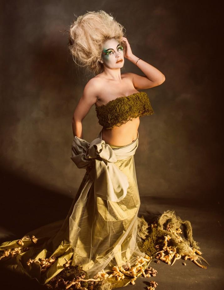 Amanda Craven Spanish Moss-34 by Lucashueyphoto - Celebrating Fashion Photo Contest