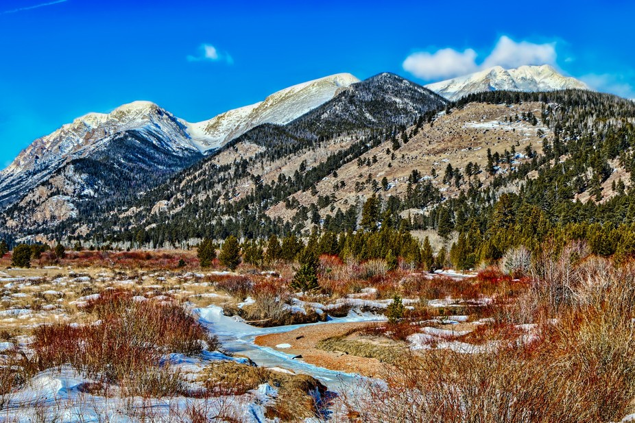 One of the more popular areas during the summer in Rocky Mountain National Park is the Alluvial F...