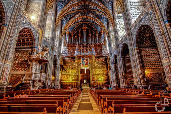Cathedral Sainte Cécile by loicbourniquel - Monthly Pro Vol 24 Photo Contest
