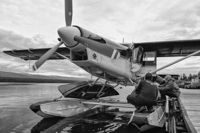 Northwest Territories Float Plane