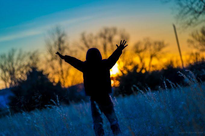 Conducting the Sunset by LeDustin - Feeling Hope Photo Contest