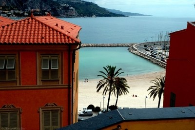 Menton French Riviera Photography