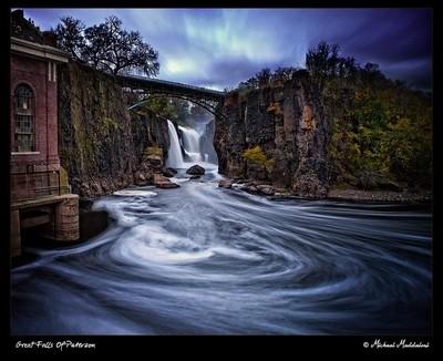 Great Falls of Paterson Long Exposure