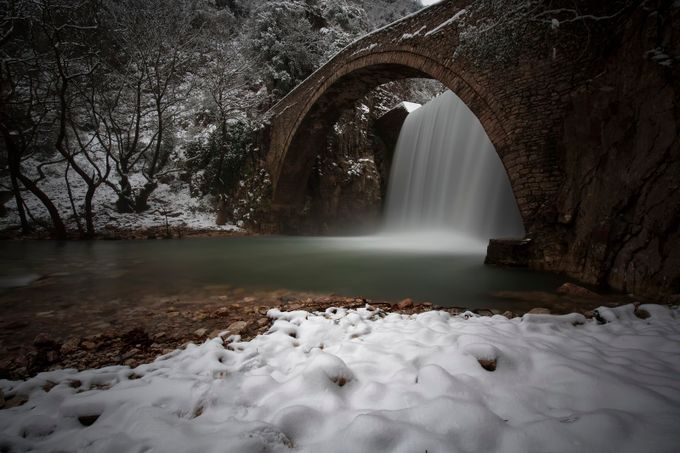 winter bride by Konstantinos_Lagos - Clever Angles Photo Contest