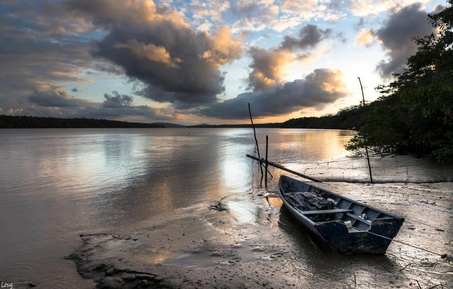 Mahury river