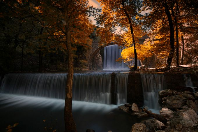 autumn falls by Konstantinos_Lagos - The Four Elements Photo Contest