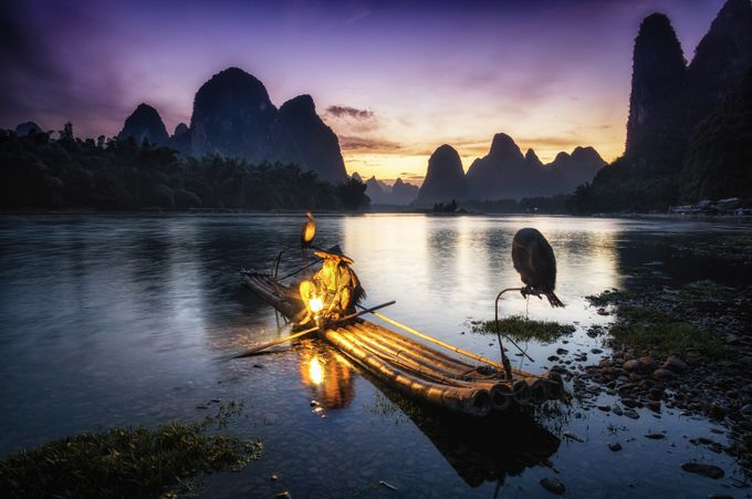 ethereal night by aaronchoiphoto - Cultures of the World Photo Contest