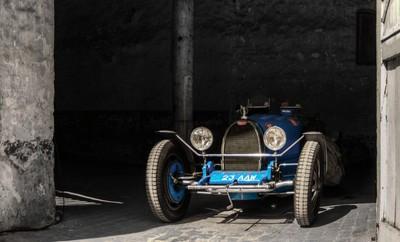 Waiting Bugatti