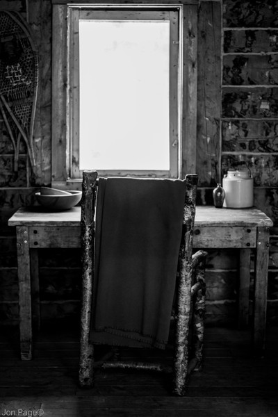 Chair At The Window