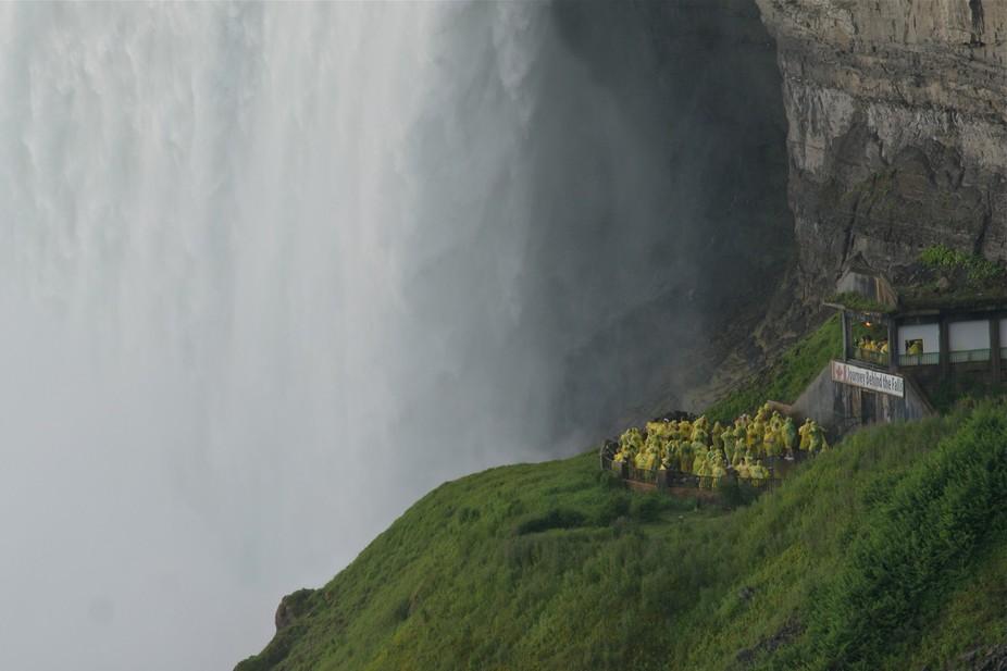 Niagara Falls August 2011