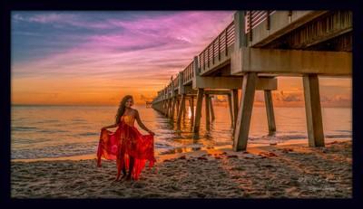 Juno Beach @ Sunrise