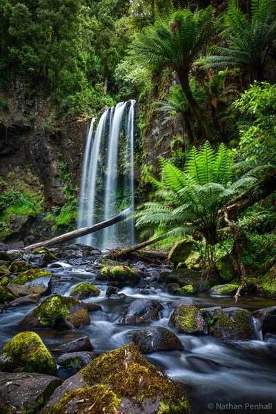 Otway Falls 1