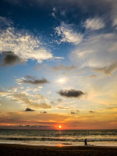Idian Ocean Sunset