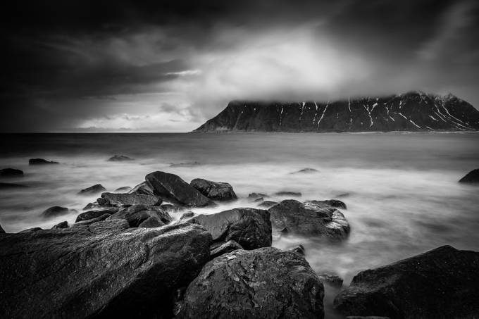 Unstad II by bitterer - Landscapes In Black And White Photo Contest
