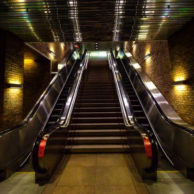 réseau souterrain de montreal