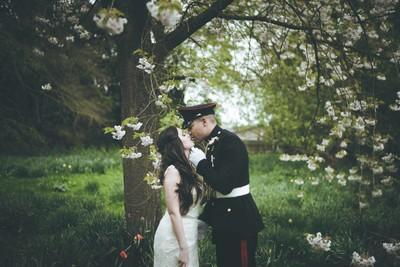 When love blossoms