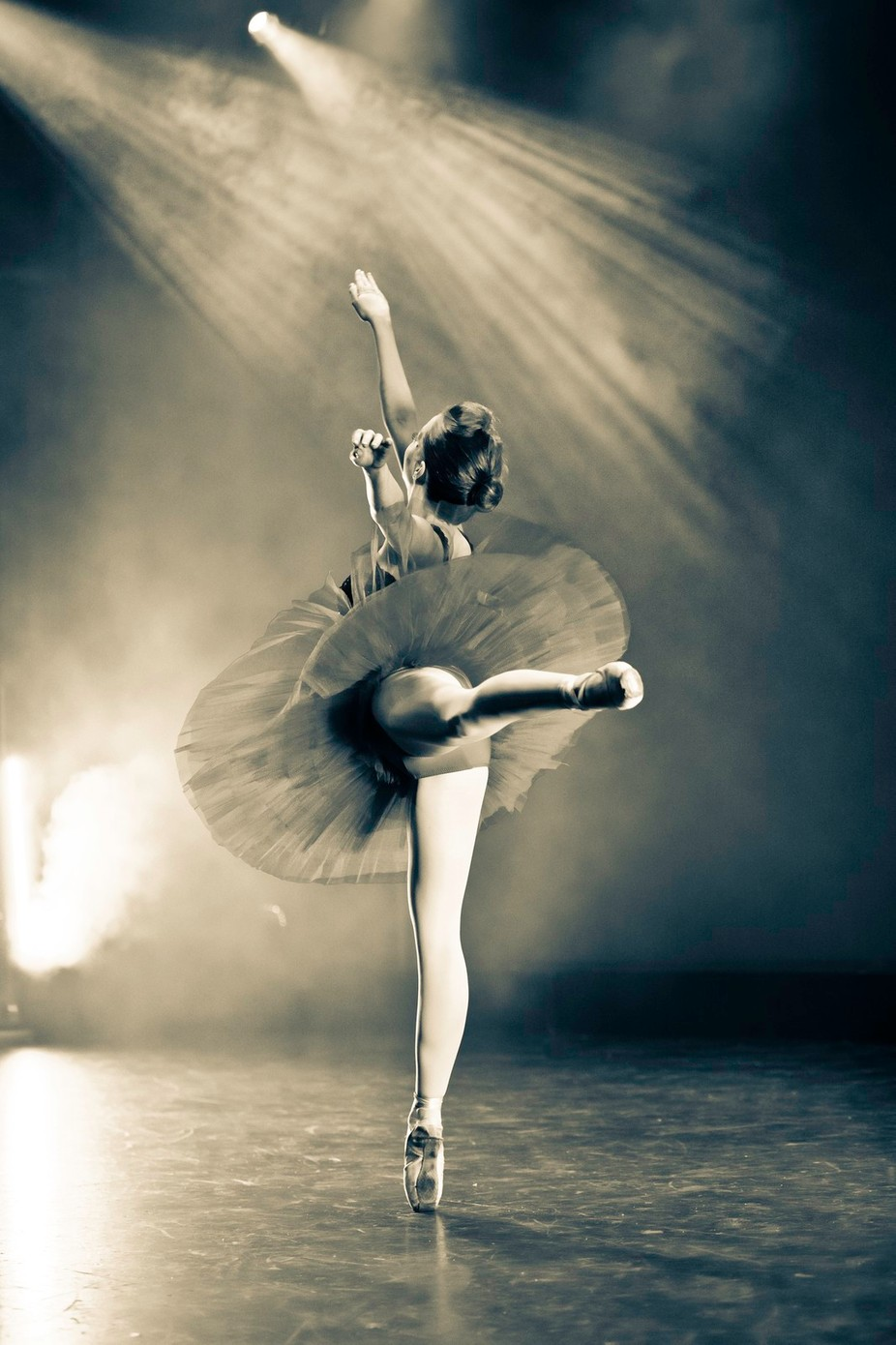 Dancing in the light by angeliqueehlers - Lets Dance Photo Contest