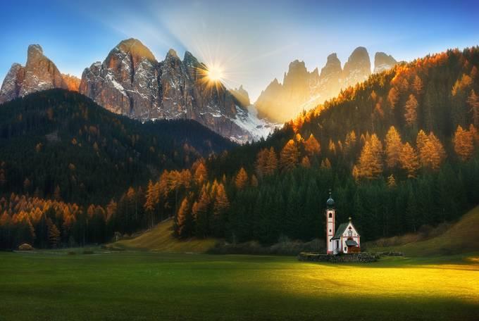 Santa Maddalena... by kbrowko - Faith Photo Contest with Scott Jarvie