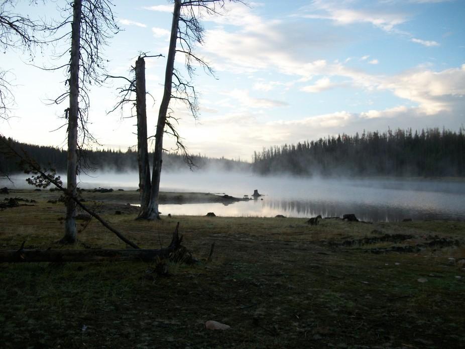Rob Roy Reservoir Wy