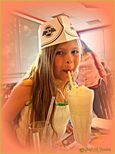 Maria's Milkshake Celebration     2011 2011 088