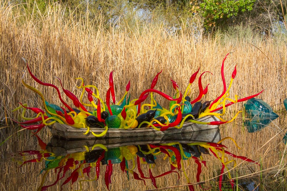 Chihuly Botanical Garden