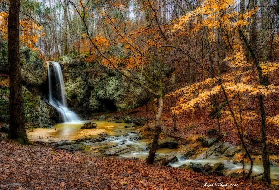 Mistic Waterfall