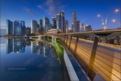 Singapore Reflection