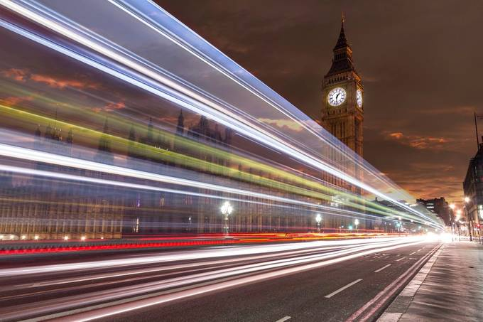 Big Ben London by stephenhutchison - Show Movement Photo Contest