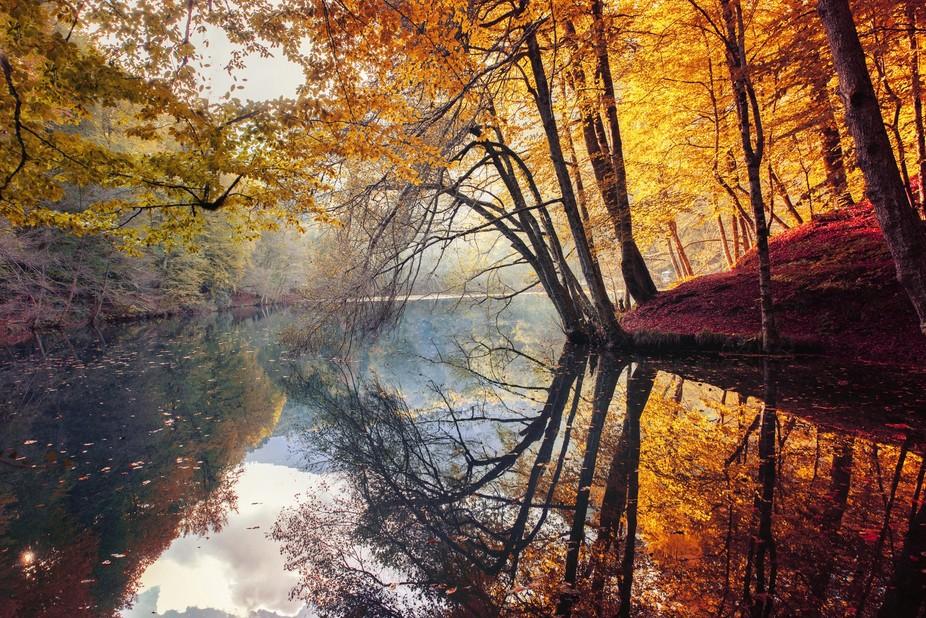 Seven Lakes / Turkey