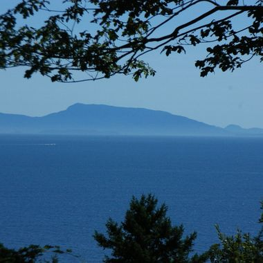 taken from Marine Drive, White Rock, B.C. 2005