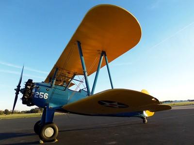 Preston Aviations Boeing Stearman 001