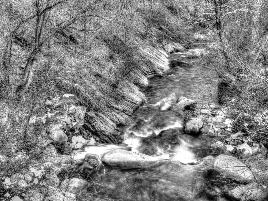 """The white river"""